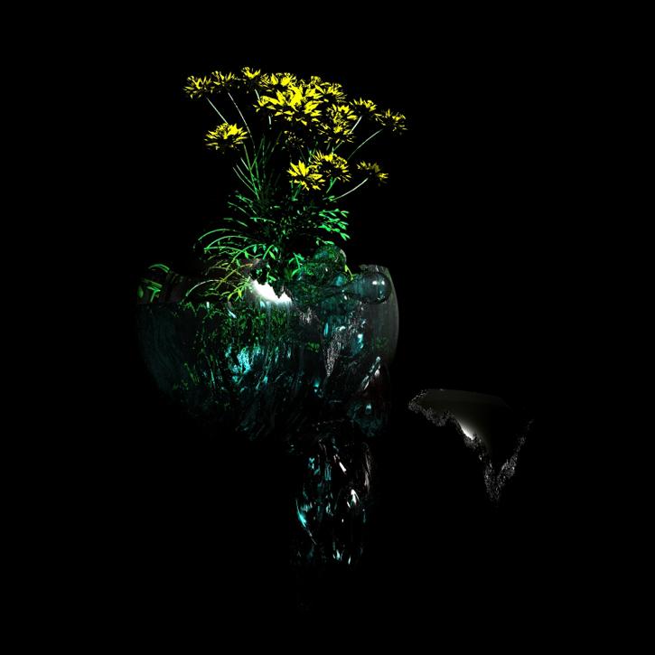 Die zerbrochene Vase